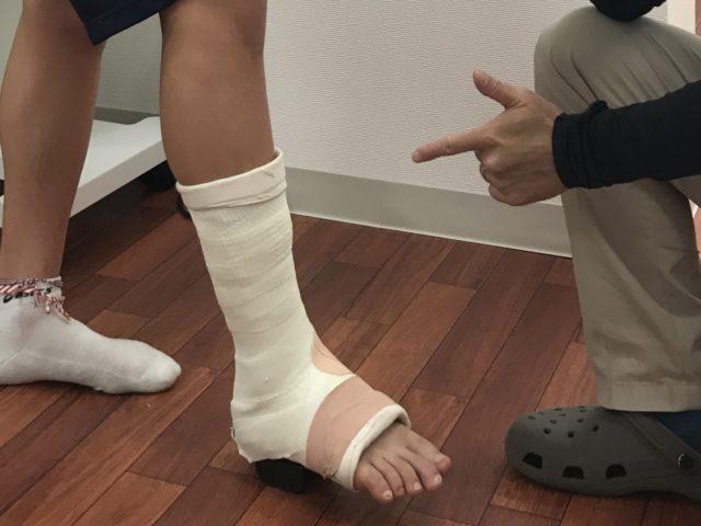 「捻挫を最短で治す方法とは…⁉」岩国市のやすなが接骨院・整体